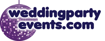Wedding Party Events Logo